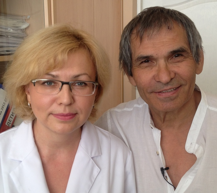 наталья фадеева диетолог