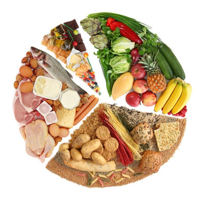 Правильное питание - залог правильного похудения!
