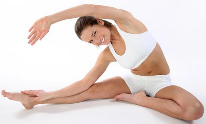 Утренняя гимнастика для правильного похудения