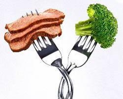 Раздельное питание - еда для понимания