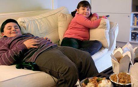избыточный вес ребенка