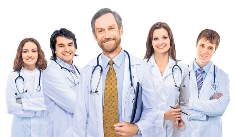 Врачи-диетологи