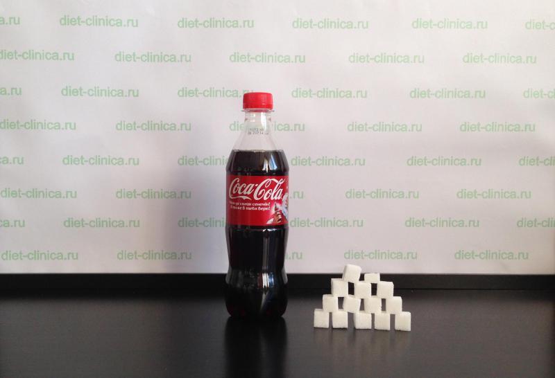 Сахар в кока-коле