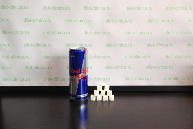 Сахар в энергетике Ред Булл