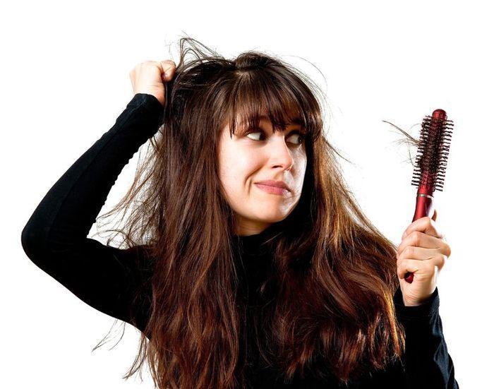 Анализ волос на дому