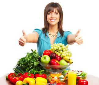 здоровое питание и похудение