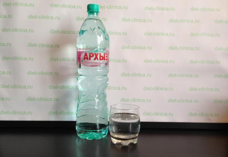 Сахар в минеральной воде