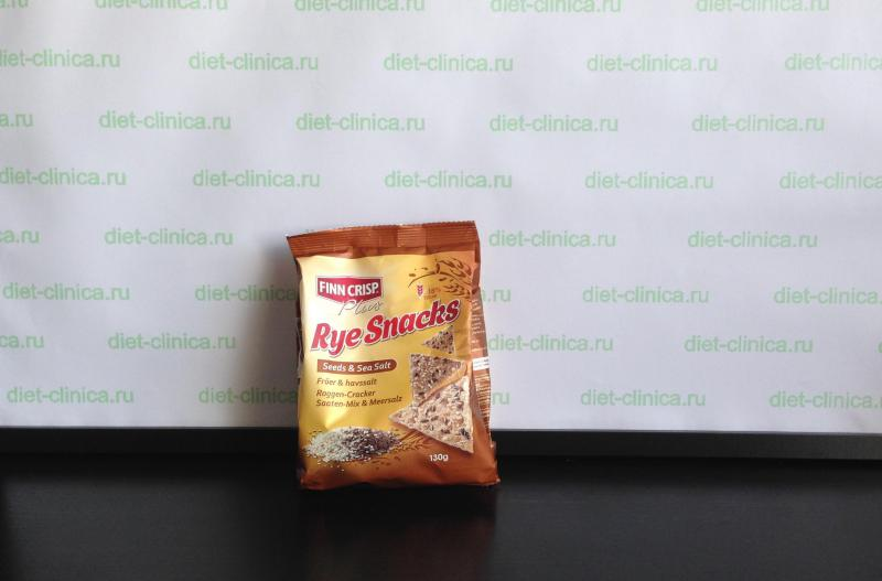 Сахар в хлебцах Финн Крисп
