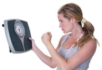 Правильное снижение веса