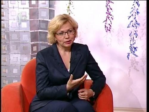 В гостях ТДК Красотка диетолог Фадеева Н.И.